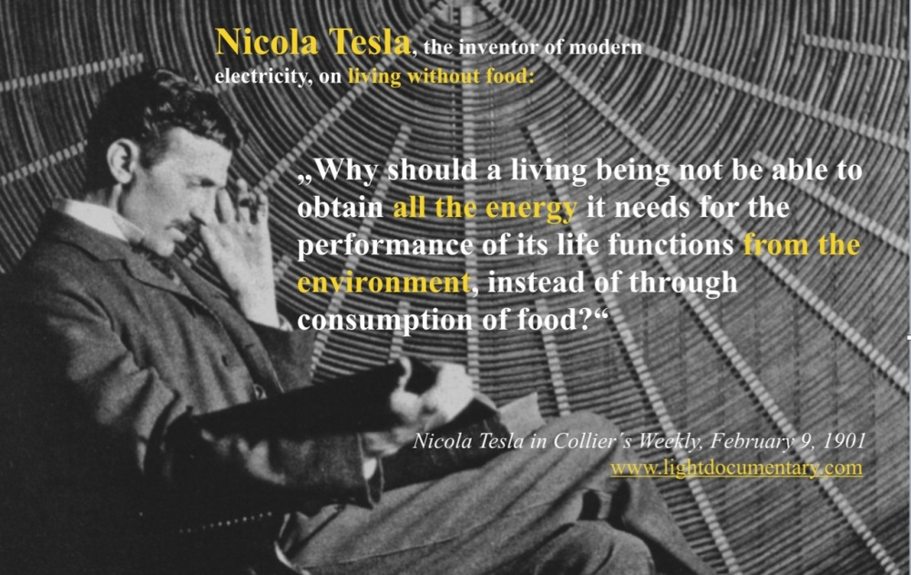 Nicola Tesla Quote Picture